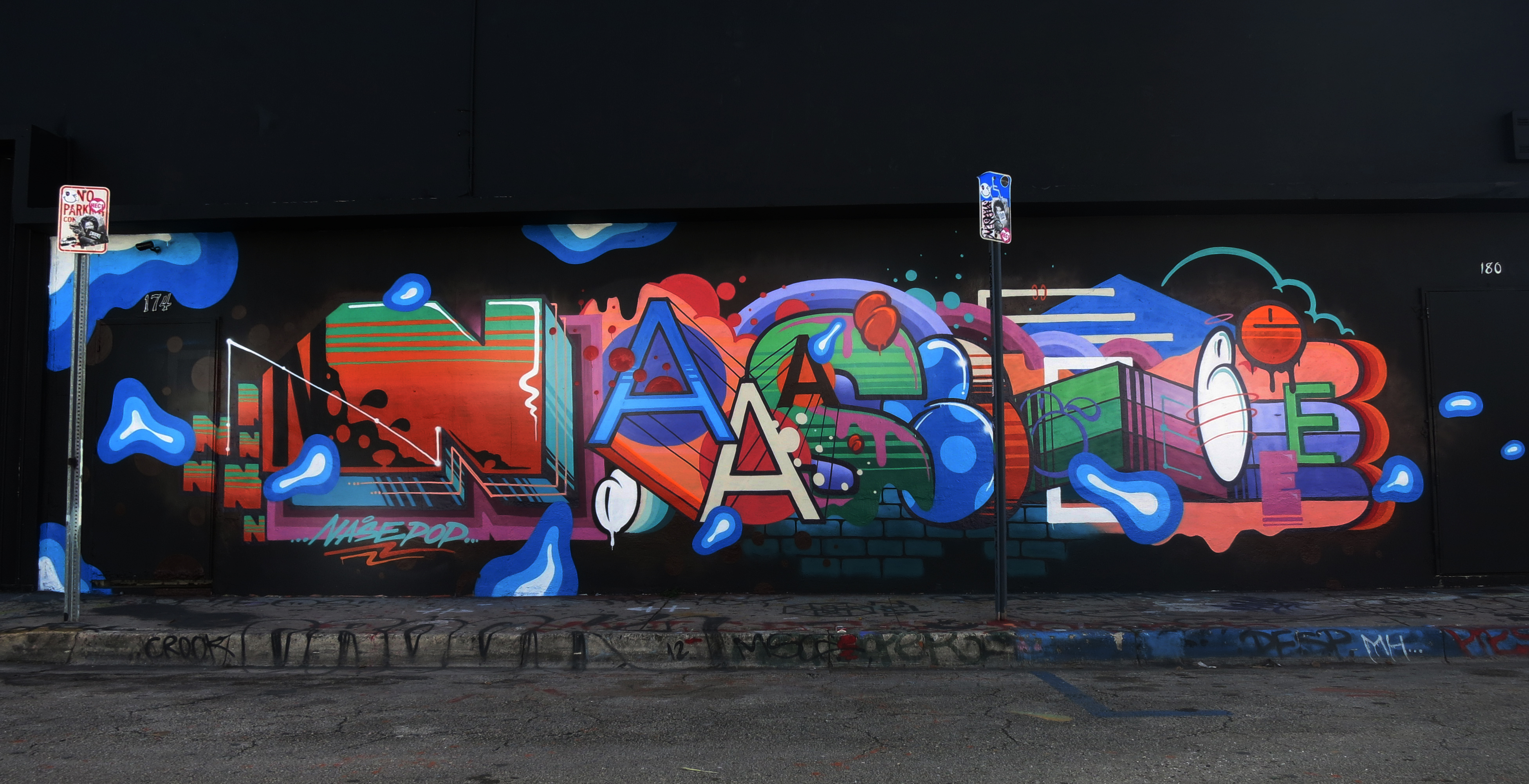 Nase Wynwood 2013